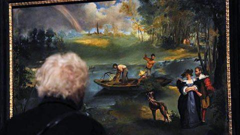 Ipse dixit: Edouard Manet