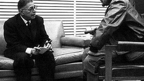 Ipse dixit: Jean Paul-Sartre