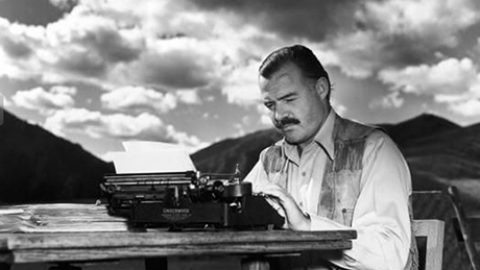 Ipse dixit: Ernest Hemingway