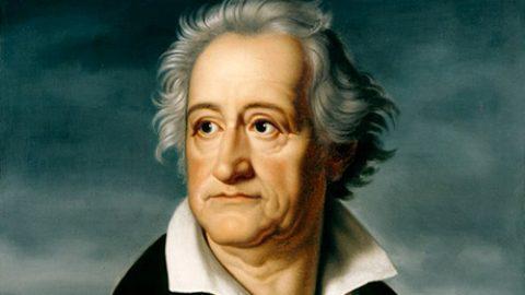 Ipse dixit: Johann Wolfgang von Goethe