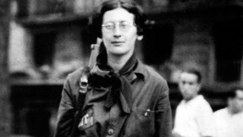 Ipse dixit: Simone Weil