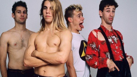 Red Hot Chili Peppers – La formazione originale