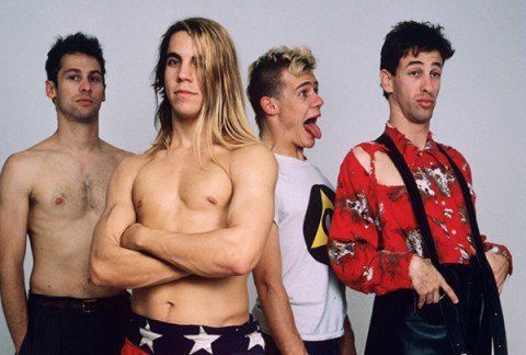 Red Hot Chili Peppers – La formazione originale