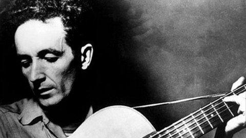 Woody Guthrie / Il padre della musica folk