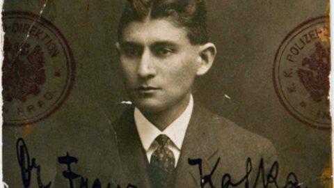 Ipse dixit: Franz Kafka
