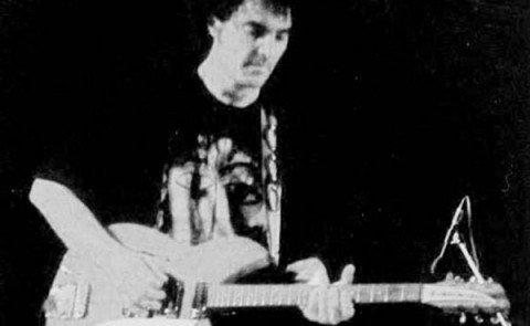Massimo Bubola – Chitarrista Elettrico