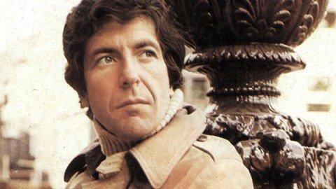 Leonard Cohen – Un Poeta e Scrittore, che diventa Cantautore per caso