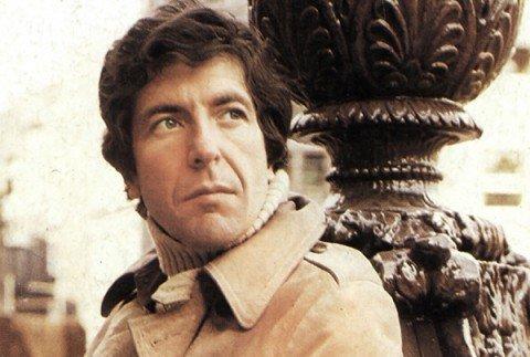 Leonard Cohen / Un Poeta e Scrittore, che diventa Cantautore per caso