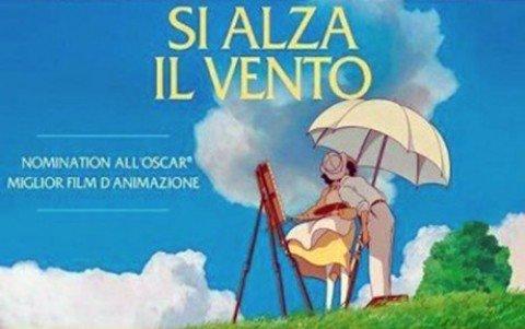 Si alza il vento – Hayao Miyazaki