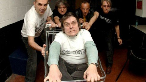 "Roberto ""Freak"" Antoni e gli Skiantos / I creatori del Rock Demenziale"