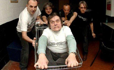 "Roberto ""Freak"" Antoni e gli Skiantos – I creatori del Rock Demenziale"