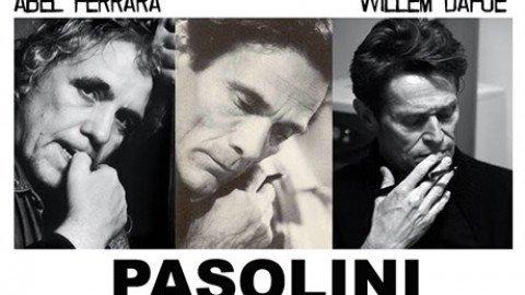 Pasolini – Abel Ferrara