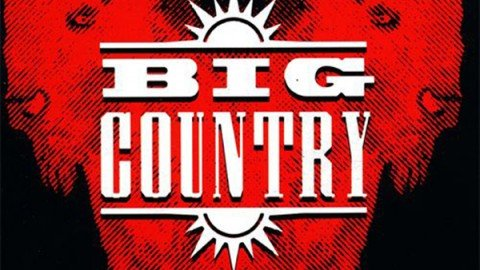 The Big Country // The Buffalo Skinners (1993)
