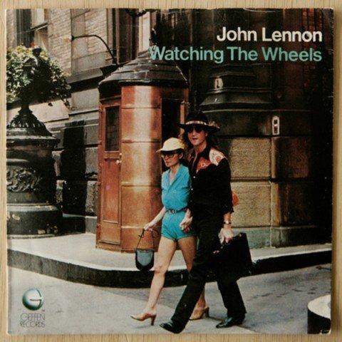 John Lennon – Watching the wheels