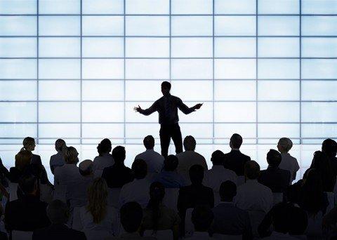 L'arte di parlare in pubblico, il piacere, il piacersi
