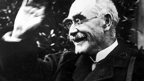 Ipse dixit: Rudyard Kipling