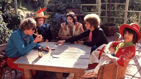 The Flying Burrito Brothers / Storia dei precursori degli Eagles