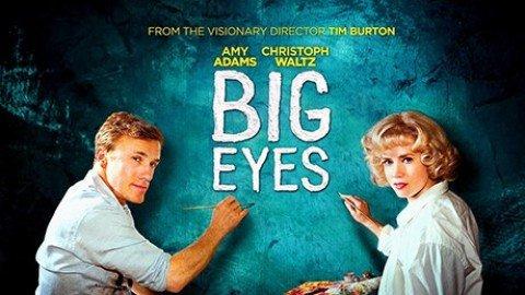 Big eyes – Tim Burton