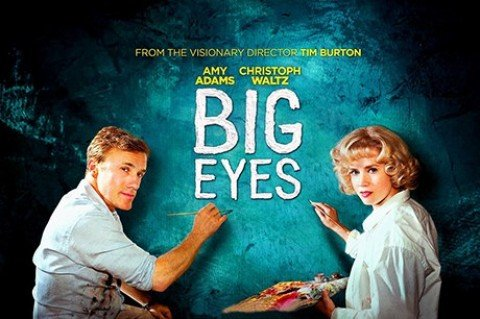 Big eyes – Tim Burton