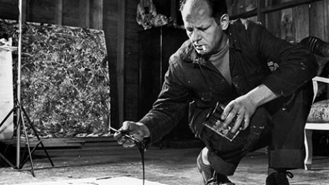Ipse dixit: Jackson Pollock