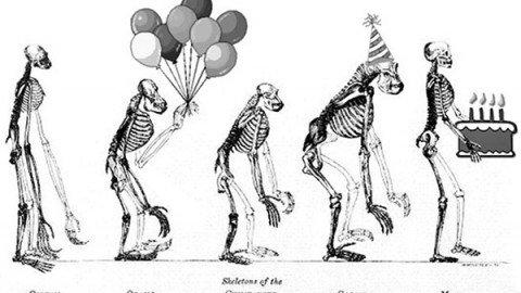 Buon compleanno, Darwin!