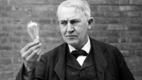 Ipse dixit: Thomas Edison