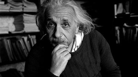 Ipse dixit: Albert Einstein