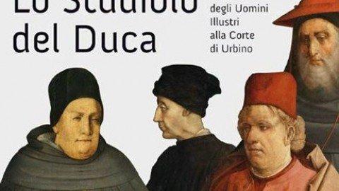 Un esempio di mecenatismo illuminato: lo Studiolo di Federico da Montefeltro