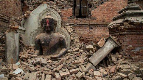 Big (Earthquake) in Nepal