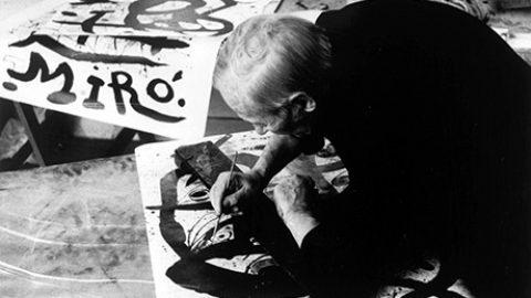 Ipse dixit: Joan Mirò