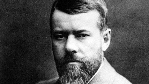 Ipse dixit: Max Weber