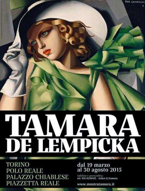 Tamara de Lempicka, diva e donna
