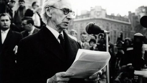 Ipse dixit: Bertrand Russell