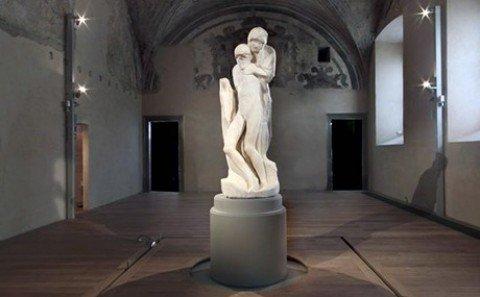 La spiritualità di Michelangelo nella Pietà Rondanini