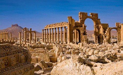 Palmira non deve morire