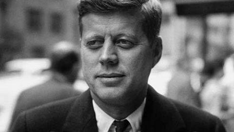Ipse dixit: John Fitzgerald Kennedy