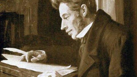 Ipse dixit: Soren Kierkegaard