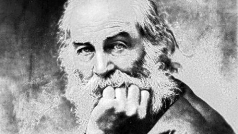 Ipse dixit: Walt Whitman