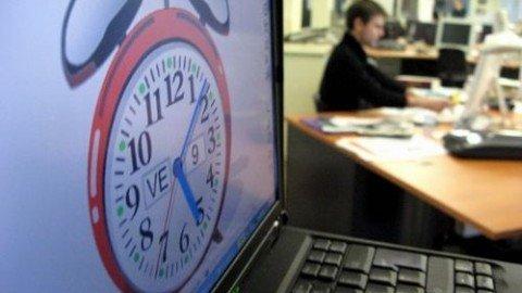 Ilpart-time è aumentabile del 25%