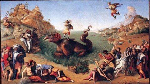 Piero di Cosimo, ingegno astratto e difforme