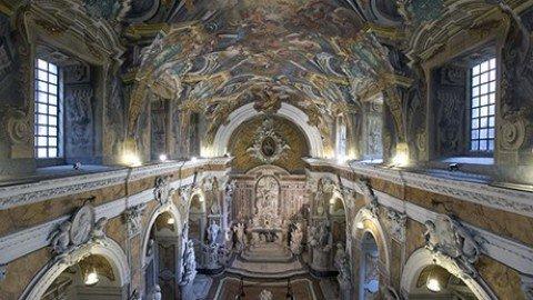 Cappella Sansevero di Napoli: l'orgoglio dinastico genera capolavori