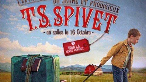 T.S. Spivet – Jean-Pierre Jeunet