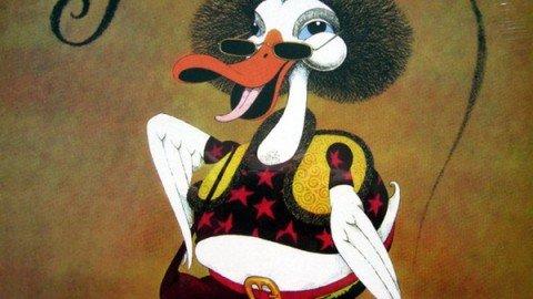 Fuzzy Duck – Fuzzy Duck (1971), l'album
