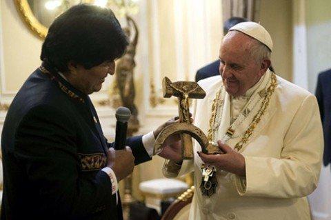 La Bolivia e il socialismo comunitario del XXI secolo