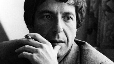 Ipse dixit: Leonard Cohen