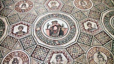 I mosaici di Piazza Armerina: antiche cronache di costume e società