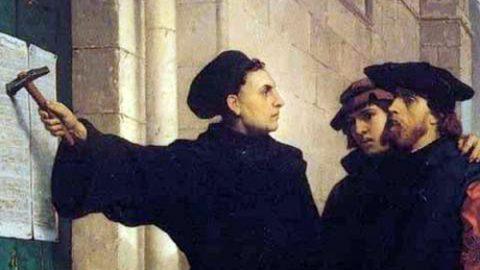 Accadde oggi: 31 ottobre 1517