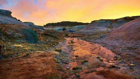 Vita SU Marte o vita DA Marte?