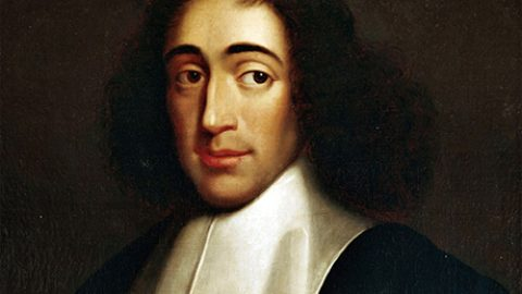 Ipse dixit: Baruch Spinoza