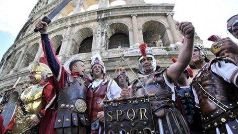 Roma, mano pesante del Campidoglio contro i centurioni